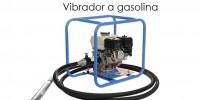 Vibrador a gasolina Rotapoka