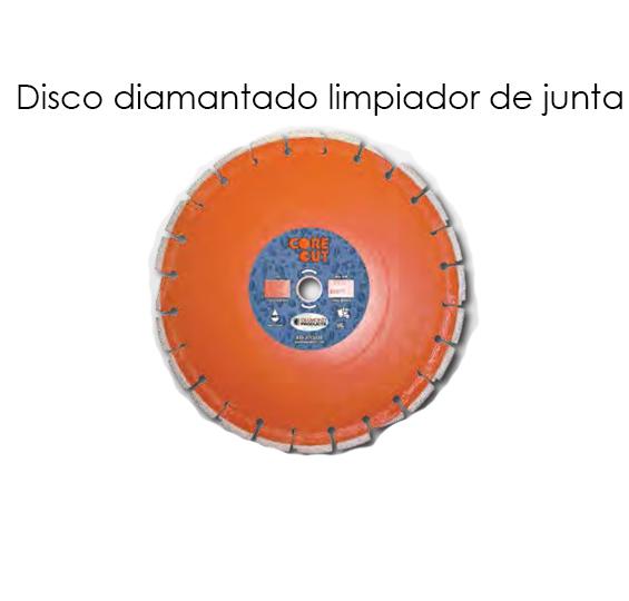 Herramienta diamantada for Limpiador de juntas